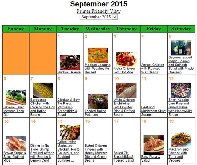 planejamento refeições por mês-refeição-planejador