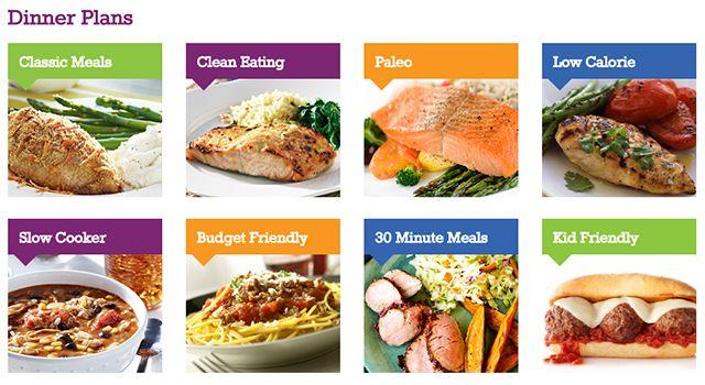 planejamento refeições por emeals
