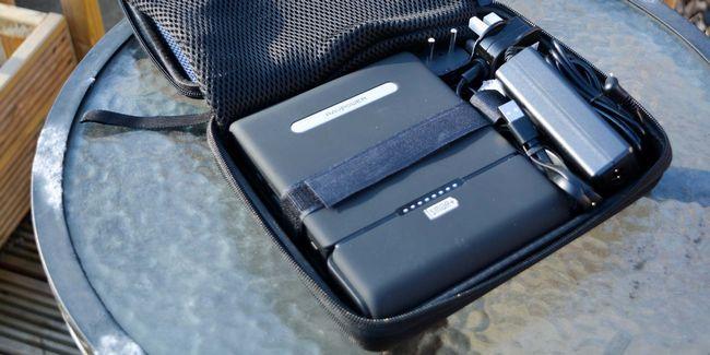 Ravpower 27000mah revisão carregador portátil