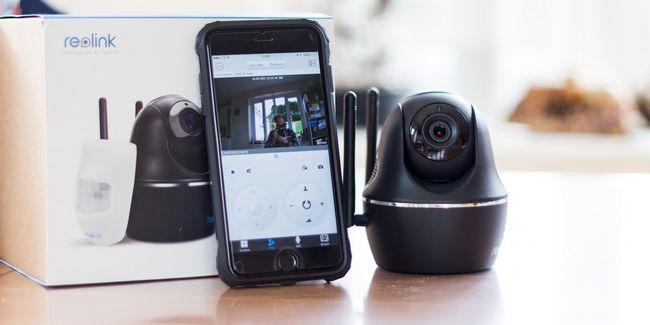 Reolink interessados: 100% revisão câmera de segurança sem fio