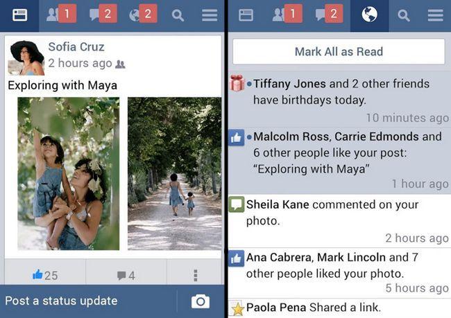 salvar Lite facebook dados móveis