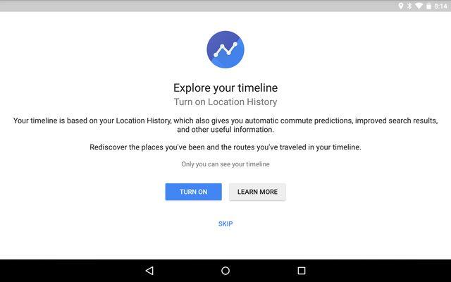 AndroidPocketScreenOff-Google-Maps-Timeline