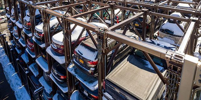 auto-Conduzir-carros-empregos de estacionamento