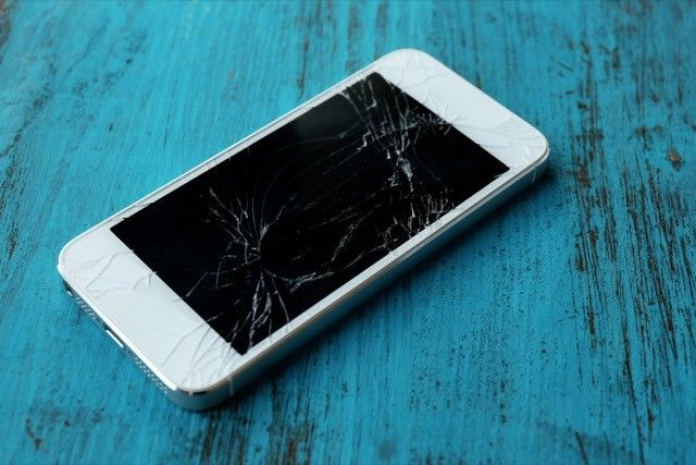 -Iphone-tela rachada