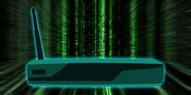 Se você usar aes ou tkip para uma rede wi-fi mais rápido?