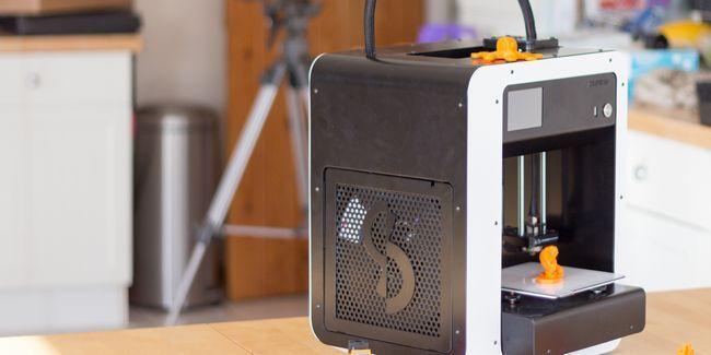 Revisão skriware impressora 3d