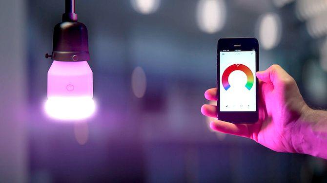 LIFX Inteligente de Iluminação