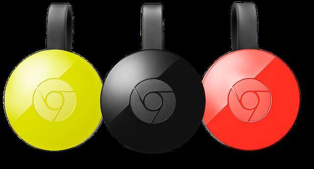Dispositivo do Google Chromecast Media Stream