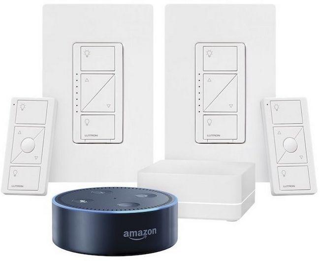 Iluminação Amazon Dot Com Caseta
