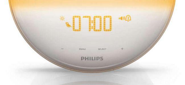 Philips Wake-Up Sunrise Luz