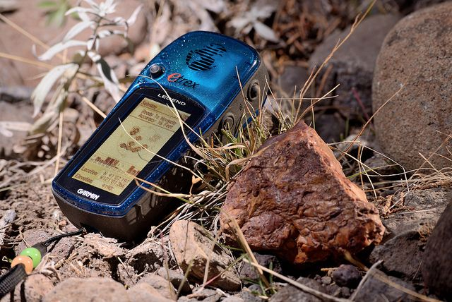 GPS portátil
