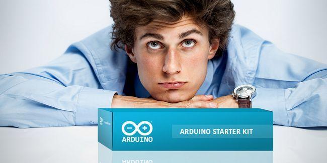 Então você acabou de comprar um starter kit arduino. E agora?