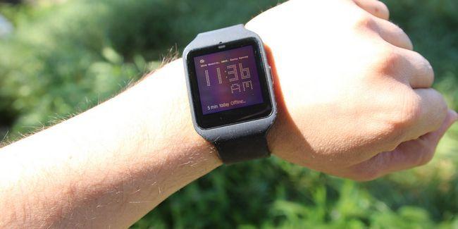 Sony smartwatch 3 revisão e competição