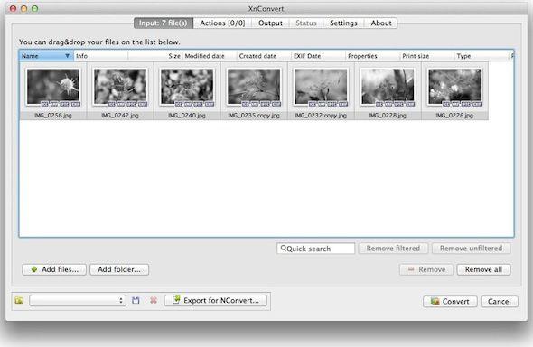 software de edição de imagem