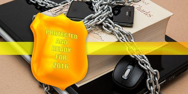 Comece o ano com o pé direito com uma auditoria de segurança pessoal