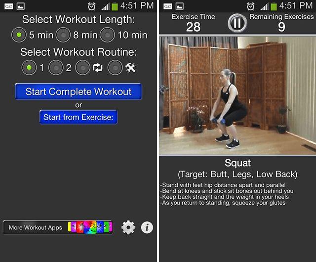 android-treino-apps-diários-exercícios