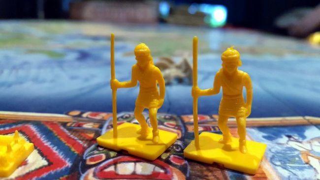 peças civilização jogo de tabuleiro