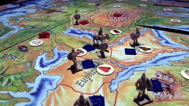 civilização do jogo de tabuleiro
