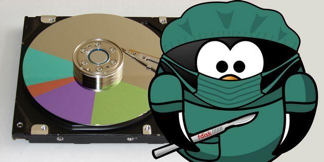 Assuma o controle de partições de disco linux com estes comandos 10 fdisk