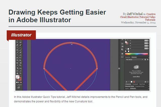 Camadas Revista :: Aprendizagem Illustrator