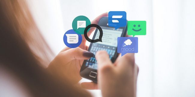 Texto melhor com esses aplicativos sms alternativos para android