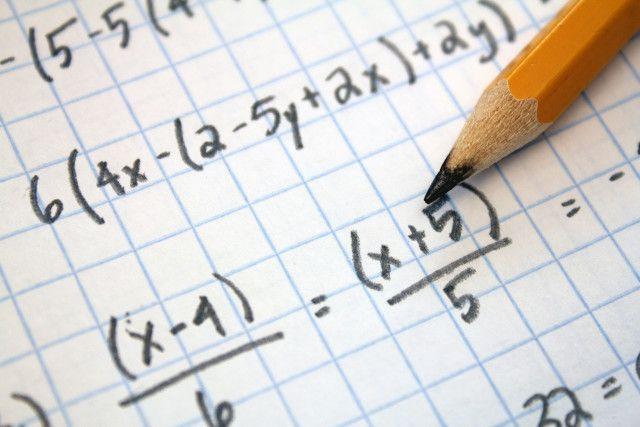papel gráfico matemática