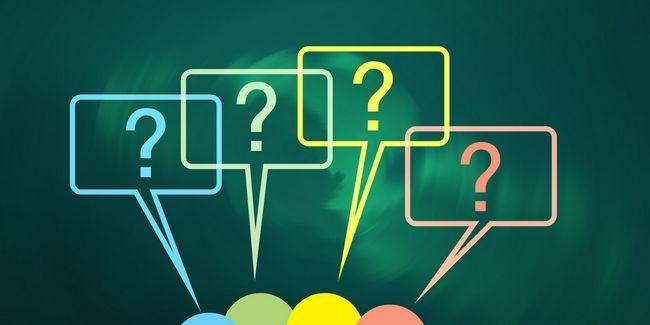 A 6 melhor perguntar aos especialistas questões de 2015