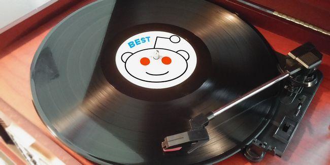 Os melhores álbuns de todos os tempos, como escolhidos por reddit