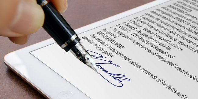 Os melhores aplicativos para assinar, anotar e editar pdfs no seu ipad