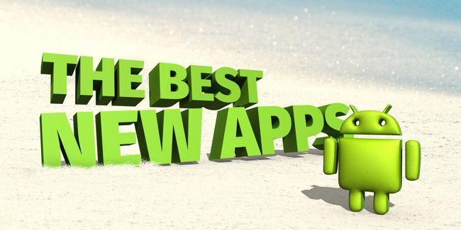 Os melhores novos aplicativos android lançado em 2015
