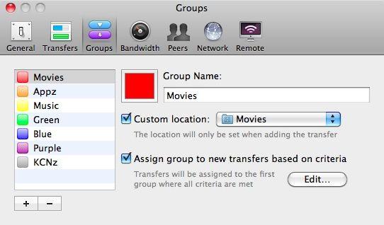 adicionando filmes para o iTunes