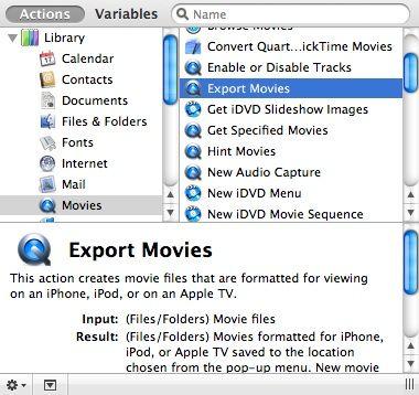converter filmes para o iTunes