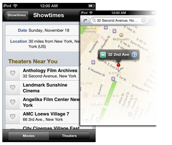 title App para iPhone