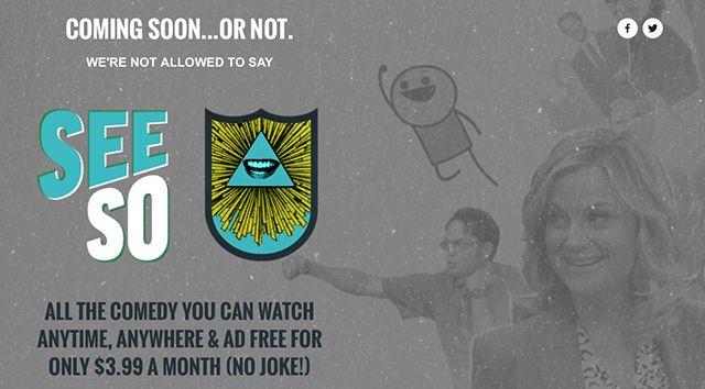 seeso-NBC-Comcast não-comerciais