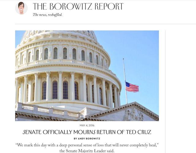 TheBorowitzReport