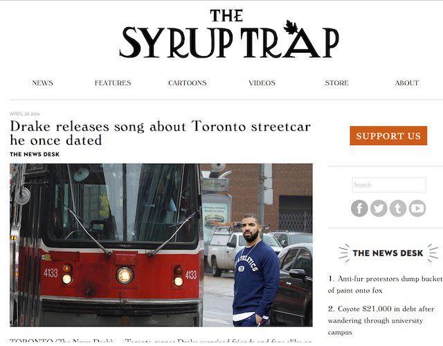 TheSyrupTrap