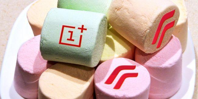 Esta é a melhor rom marshmallow para o oneplus
