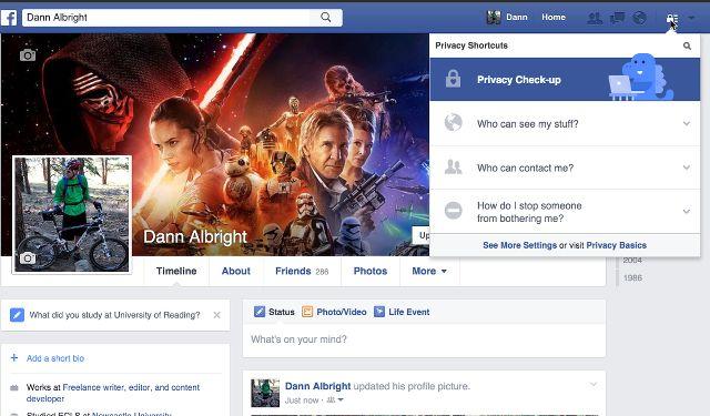facebook-privacidade menu