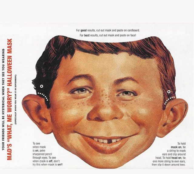 Máscaras para impressão gratuitos