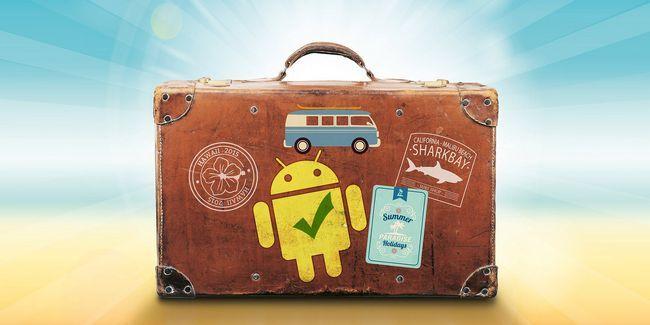 Viajar para o exterior com o seu telefone android? Você precisa estas dicas