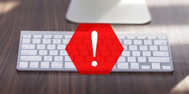 Problemas com o seu teclado apple? Aqui está como corrigi-lo