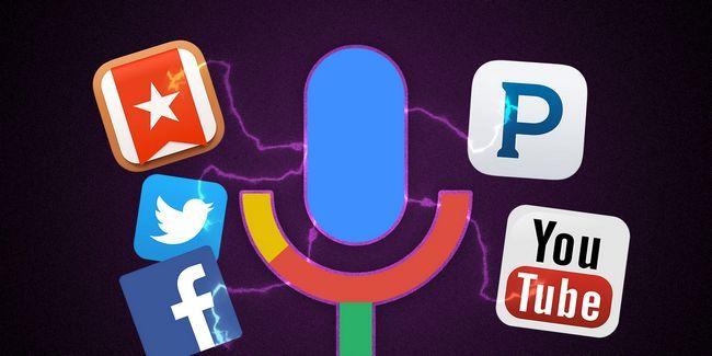 Use o google now para controlar aplicativos de terceiros com a sua voz