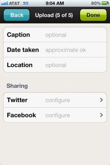 aplicativo caixa de sapatos para iphone