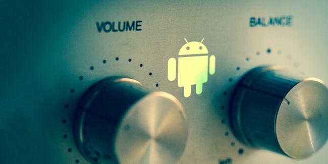 Ajustes de controle de volume para o android que você precisa para usar