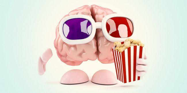 Assistir a filmes em 3d para aumentar seu poder cerebral