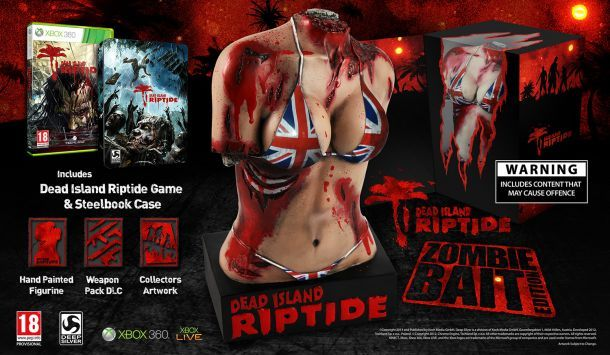 Dead Island Riptide Zombie Bait Edição