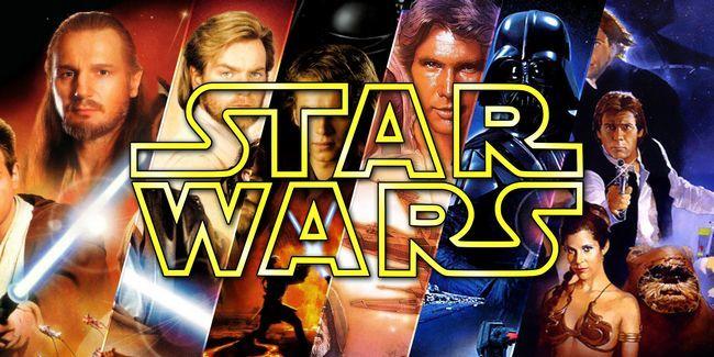 Assista star wars fora de ordem para fazer tudo melhor