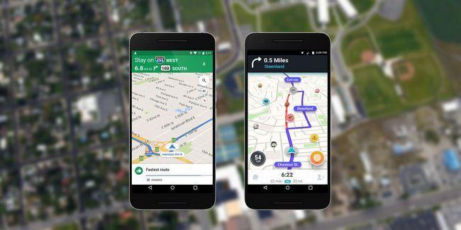 Waze vs. Google maps: que aplicativo irá navegar mais rápido home