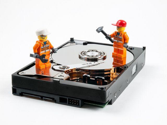 hard-drive-reparação