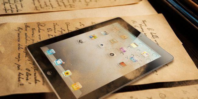 O que você ainda pode fazer com um ipad 2?